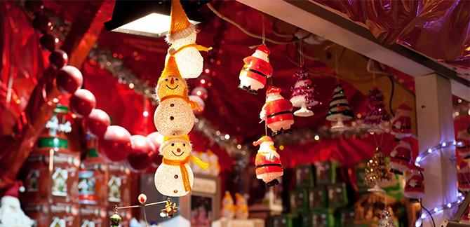 クリスマスマーケット